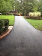 driveway asphalt paving